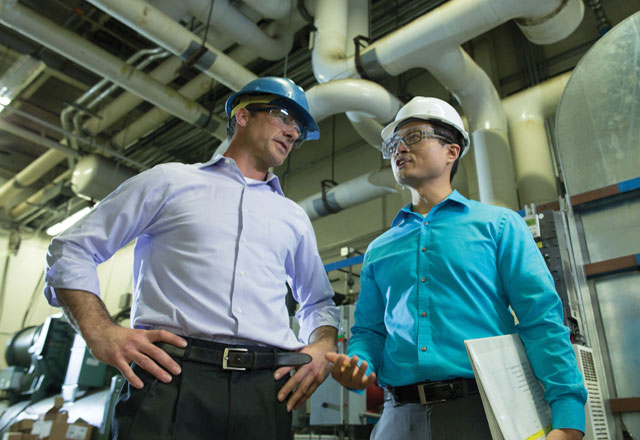 Power Plant Engineer Collaboration