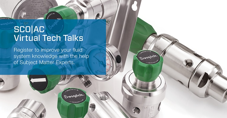 Swagelok Tech Talk Webinars